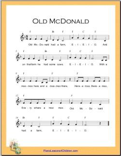download video lagu old macdonald had a farm